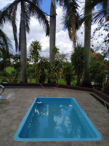 Aluga-se Chácara com piscina para seu fim de semana - Foto 17