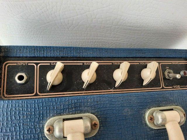 Amplificador Vox valvulado AC4C1 Blue - Foto 3
