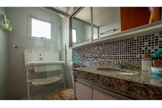 Apartamento com 2 dormitórios à venda, 56 m² por R$ 239.900,00 - Vila Jaraguá - Goiânia/GO - Foto 12