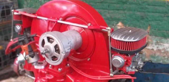 Vendo motor fusca 1600 - Foto 6