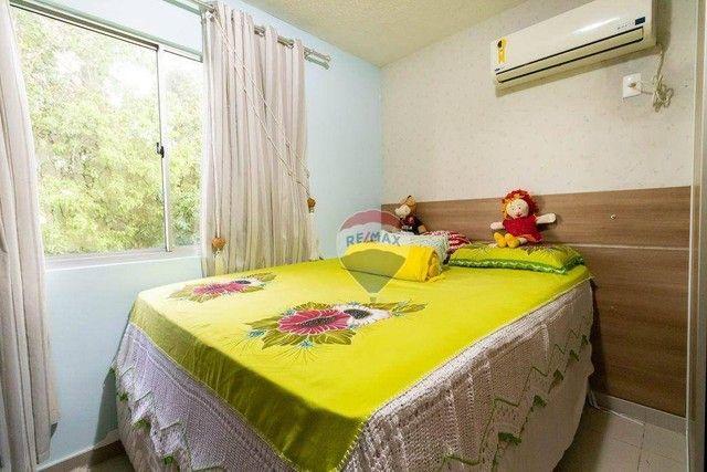 Apartamento com 2 dormitórios à venda- Tarumã - Manaus/AM - Foto 5