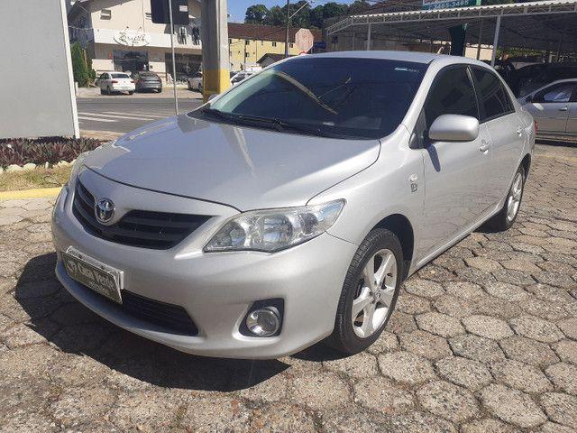 Toyota corolla gli automatico 2014