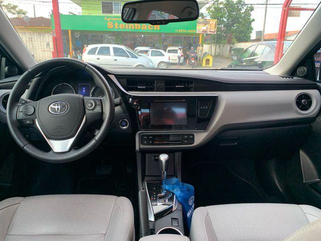 Toyota Corolla 2.0 XEI Automático 2018  - Foto 8