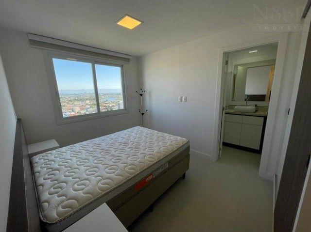 Mobiliado - Apartamento 02 dormitórios com suíte - Centro de Torres/RS  - Foto 9