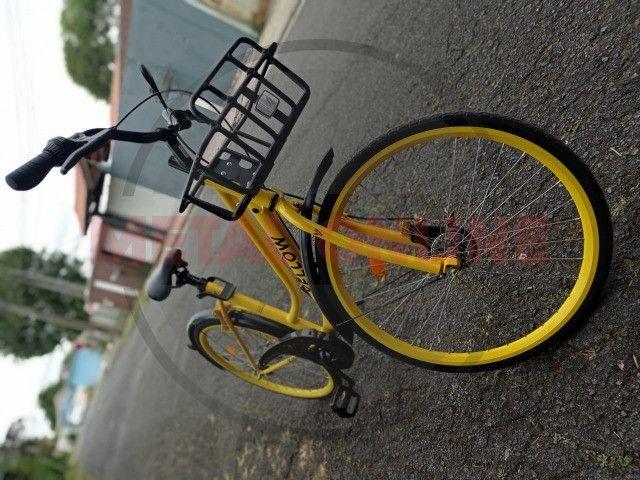 Bike Caloi Aro 26 Yellow Completa Montada - a pronta entrega!!! - Foto 4