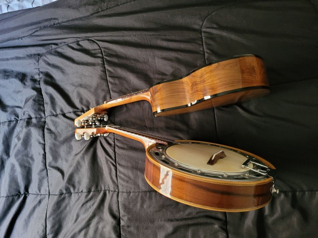 Cavaquinho e Banjo - Foto 3