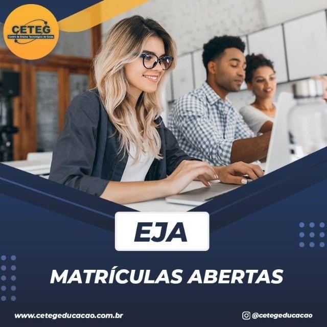 Ceteg - Eja - Educação de Jovens e Adultos  - Supletivo