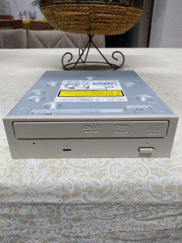 Gravador de cds e dvds Pioneer conexão ide modelo dvr 110 dvr 115 dvr 116 - Foto 3