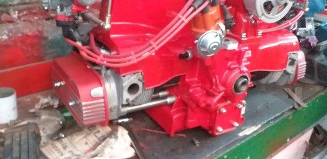 Vendo motor fusca 1600 - Foto 4