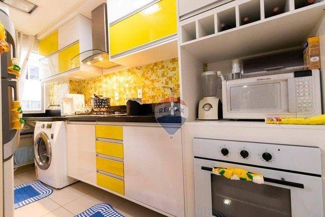 Apartamento com 2 dormitórios à venda- Tarumã - Manaus/AM