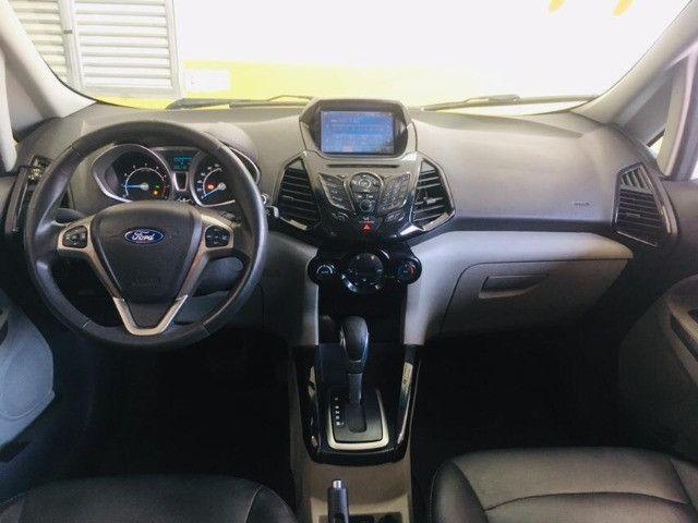 Ford Ecosport 2.0 titanium 16V Flex 4P AT - 2014 - Foto 8