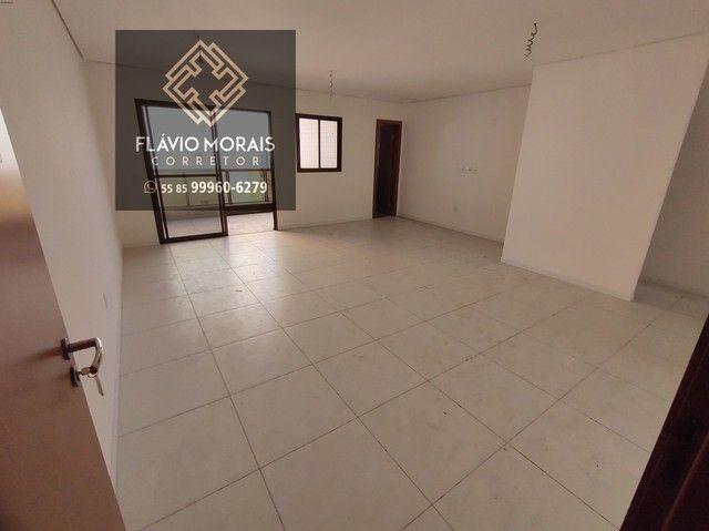 Apartamento 118 metros com vista mar no Meireles - Fortaleza - Ceará. - Foto 2