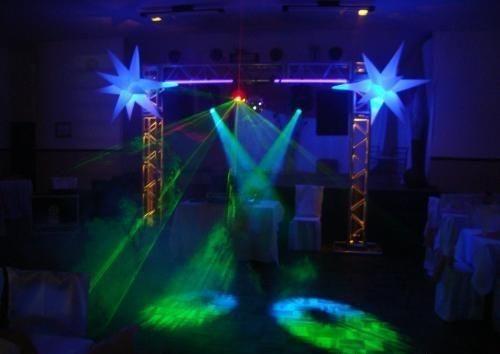 Som + dj + pista de dança para eventos - Foto 6