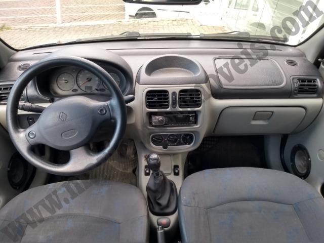 Renault Clio 1.0 Authentique Sedan 16V Gasolina 4P Manual - Foto 11