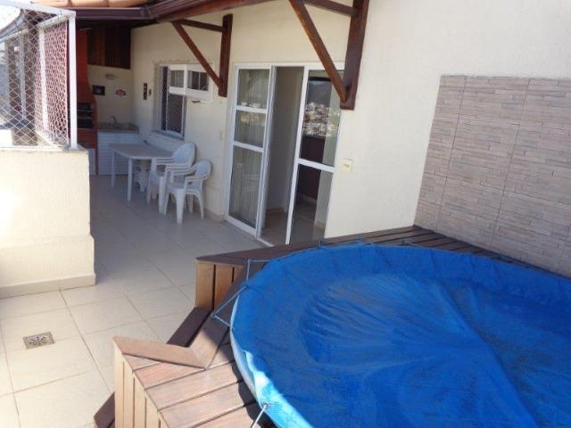Méier Rua Santos Titara Cobertura Duplex 3 Quartos Terraço Piscina Deck JBM502304 - Foto 14