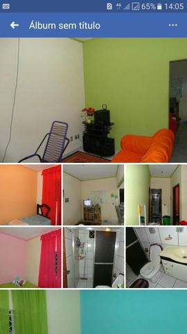Vendo ou troco .casa em Gurupi Tocantins por outra em Goiânia.