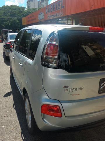 Vendo ou troca por carro de menor valor C 3 picasso 2012 unico dono