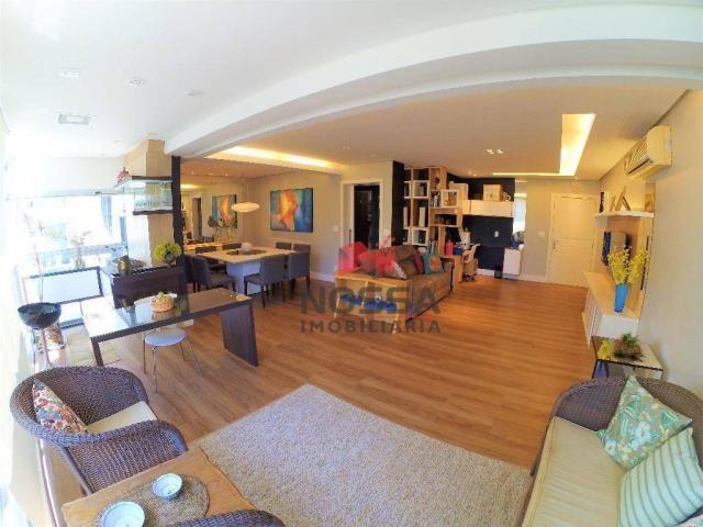 Apartamento 3 quartos com suíte na Praia do Canto.