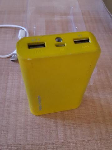 Carregador de celular 6000 mAh