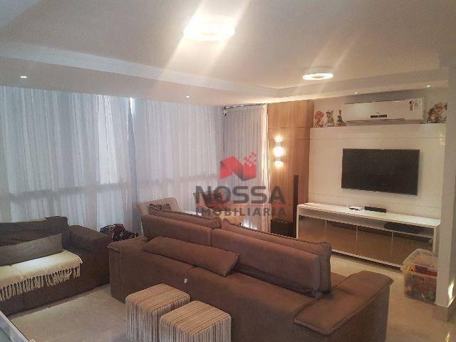 Apartamento 4 quartos com suíte em Jardim Camburi.