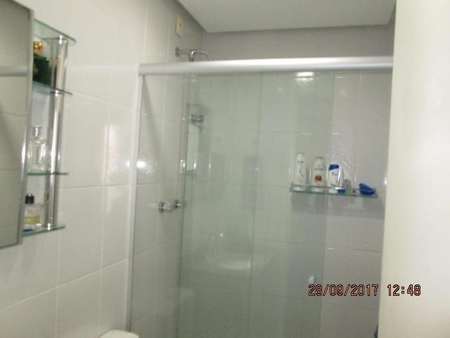 Excelente Apartamento duplex 3 quartos com armários, espaço gourmet e piscina - Foto 3