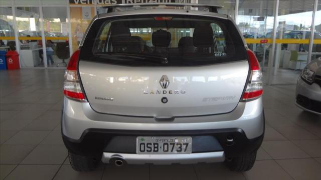 RENAULT SANDERO 1.6 STEPWAY 8V FLEX 4P MANUAL - Foto 4