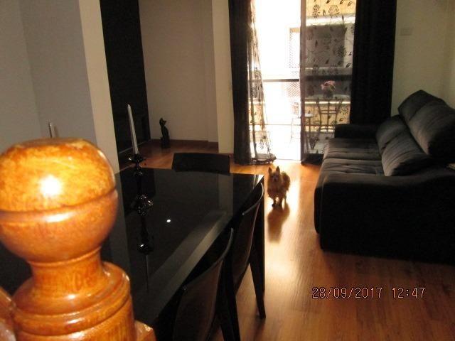 Excelente Apartamento duplex 3 quartos com armários, espaço gourmet e piscina - Foto 13