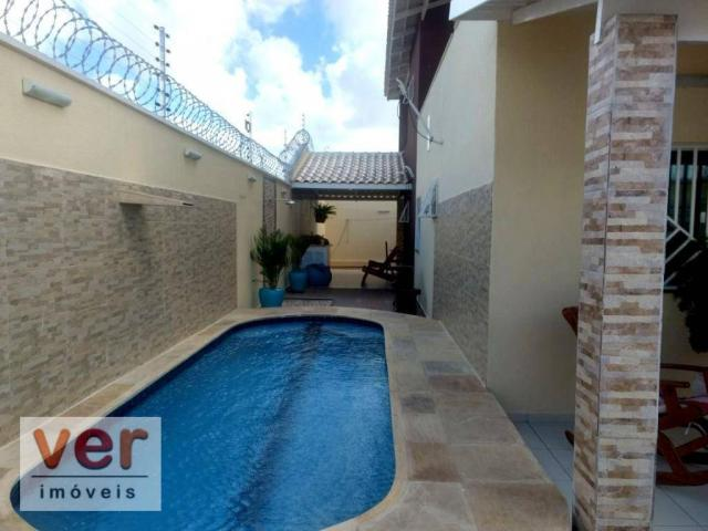 Casa residencial à venda, Cajueiro da Malhada, Horizonte.