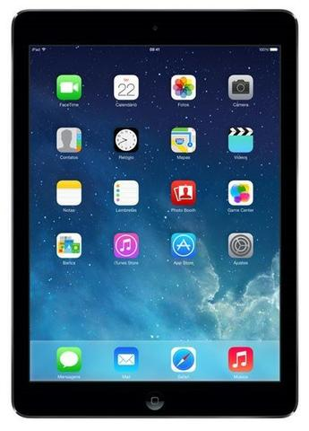 IPad Air Apple Wi-Fi 4G 64Gb Cinza Espacial Md793bz/A