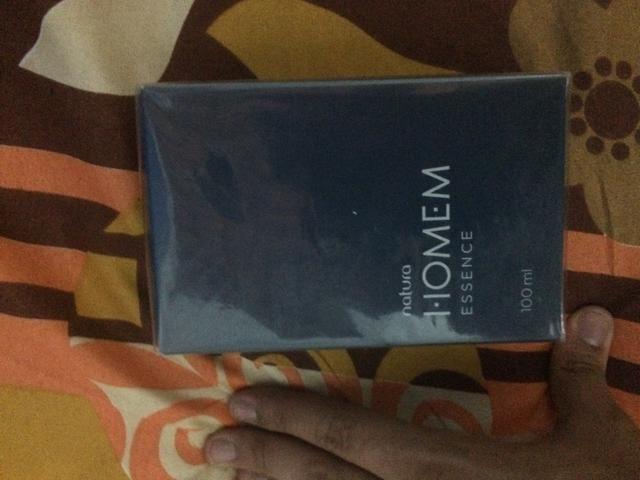 Perfume lacrado