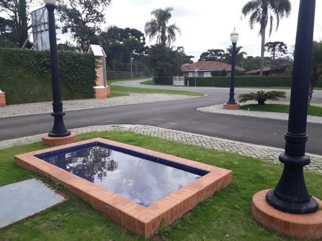 Terrenos em Piraquara Condomínio Fechado ( Alto Padrão) 1.023 m2- ent. R$10.000,00 - Foto 4