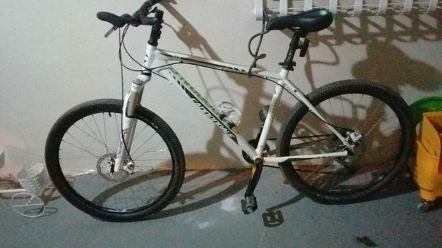 Montan bike aro 26 k7 toda shimano