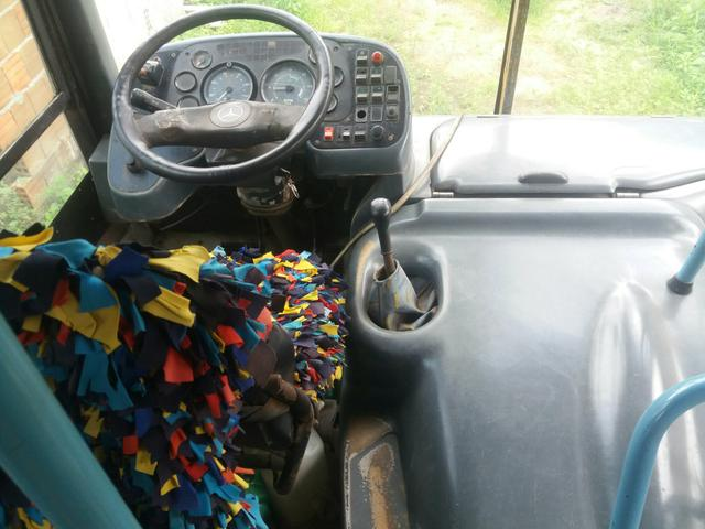 Vendo ônibus Mercedes carroceria Marcopolo - Foto 3