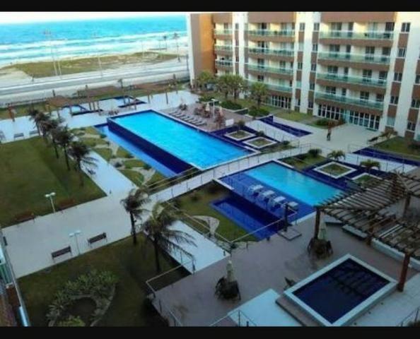 Vg Fun, apartamento com vista mar na Praia do Futuro, 3 quartos, 2 vagas, lazer completo - Foto 5