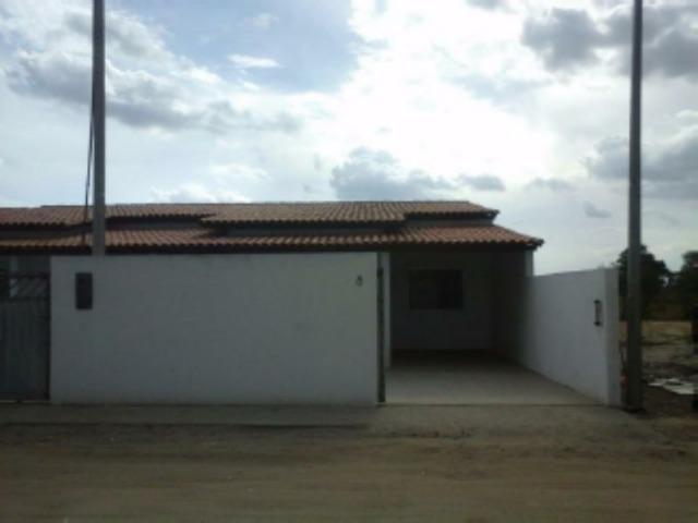 Casa Conceição do Jacurípe/BA - 163m² terreno - Sala de Estar, área de serviço, Suite
