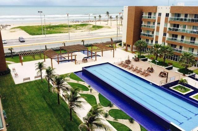 Vg Fun, apartamento com vista mar na Praia do Futuro, 3 quartos, 2 vagas, lazer completo - Foto 16