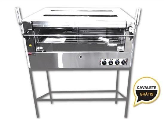 Forno elétrico industrial - Freezer horizontal expositor - Estufa aquecida 1m