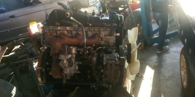 Motor Toyota 1KD D4D 3.0 Turbo Interc Parcial 21 MIl KM rodados original Sw4 Hilux