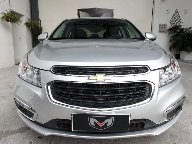 Gm - Chevrolet Cruze 1.8 LT 16V 2014/2015 Prata - Foto 5