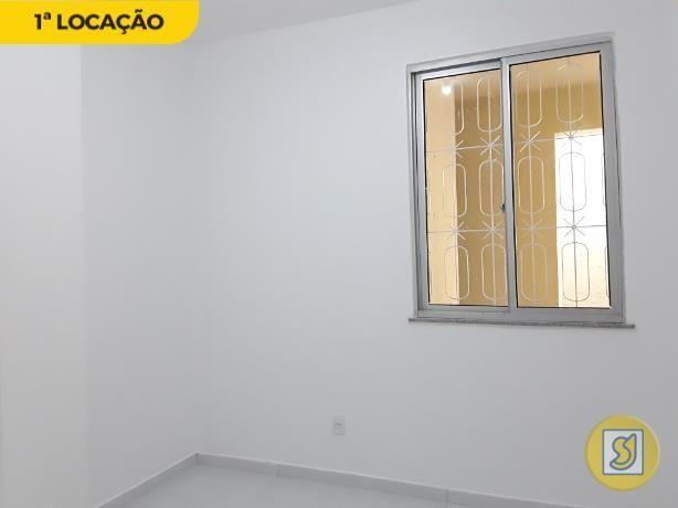 Apartamento para alugar com 1 dormitórios em Cidade dos funcionários, Fortaleza cod:50389 - Foto 6