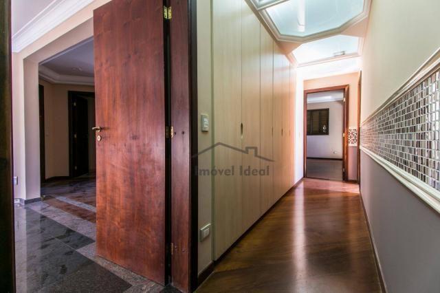 Cobertura com 4 dormitórios à venda, 564 m² por R$ 2.300.000 - Alto da Glória - Curitiba/P - Foto 15