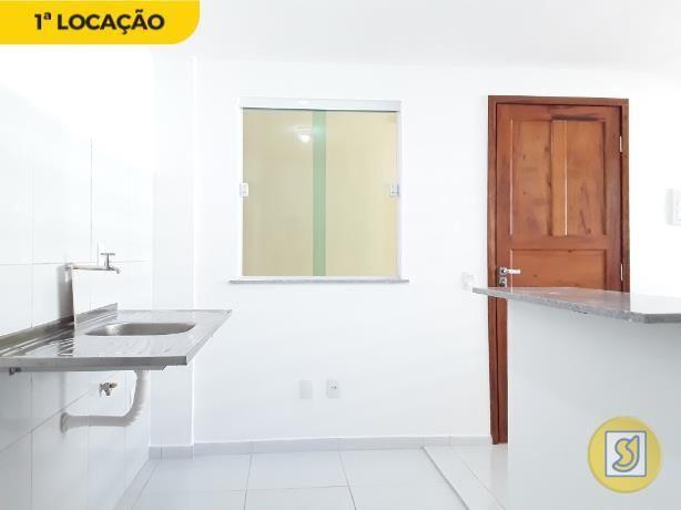 Apartamento para alugar com 1 dormitórios em Cidade dos funcionários, Fortaleza cod:50386 - Foto 4