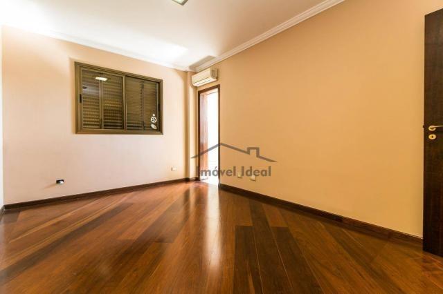 Cobertura com 4 dormitórios à venda, 564 m² por R$ 2.300.000 - Alto da Glória - Curitiba/P - Foto 8