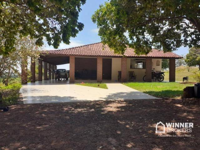 Sítio à venda, 242000 m² por R$ 3.500.000,00 - Rural - Mandaguaçu/PR