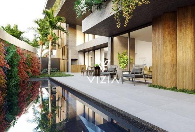 Cobertura à venda, 384 m² por R$ 4.166.502,00 - Cabral - Curitiba/PR - Foto 19