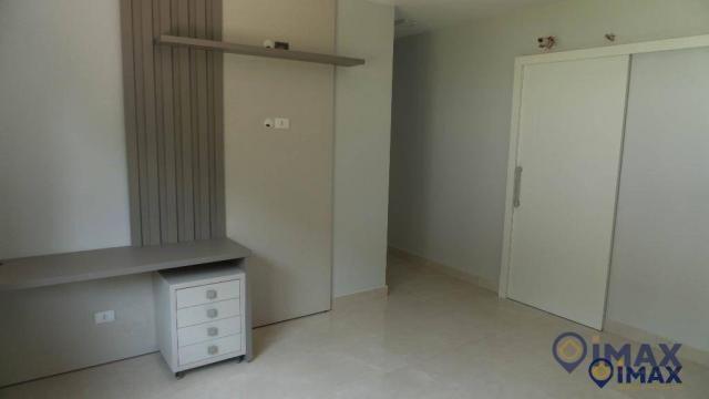 Casa com 3 dormitórios à venda, 306 m² por R$ 2.000.000,00 - Conjunto B - Foz do Iguaçu/PR - Foto 20