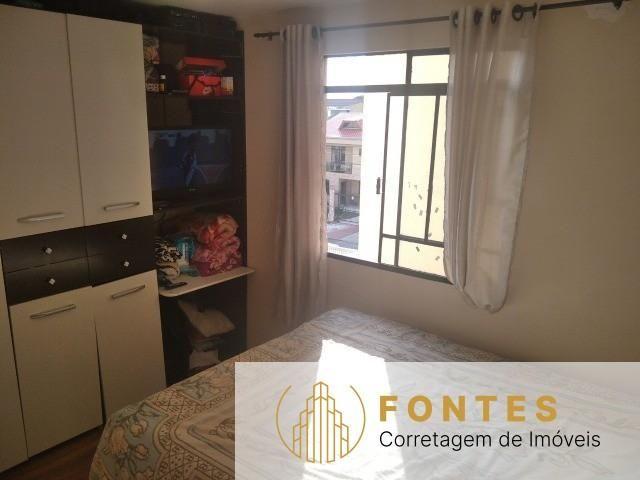 Apartamento com 3 dormitórios, sala, cozinha, 1 vaga de garagem, armários sob medida na co - Foto 4