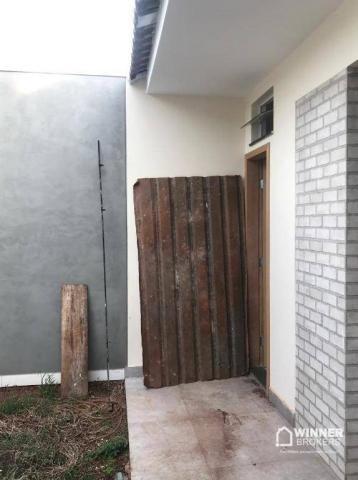 Casa com 3 dormitórios à venda, 95 m² por R$ 330.000 - Parque das Grevíleas - Maringá/PR - Foto 11