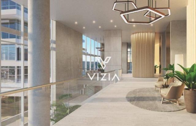 Cobertura com 4 dormitórios à venda, 417 m² por R$ 6.850.788,00 - Cabral - Curitiba/PR - Foto 7