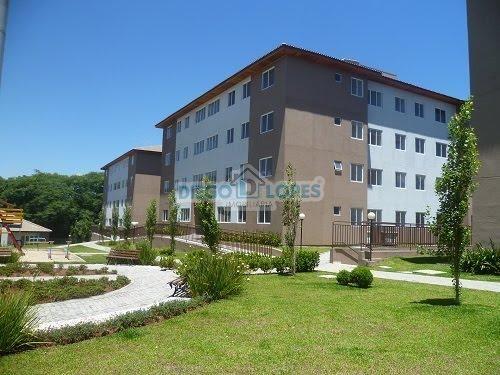 Apartamento à venda com 3 dormitórios em Cidade industrial, Curitiba cod:937 - Foto 3
